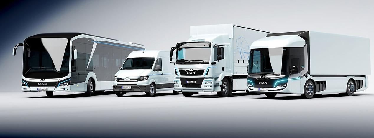 Simplifying Business – MAN Truck & Bus en la feria internacional de vehículos industriales IAA Nutzfahrzeuge 2018
