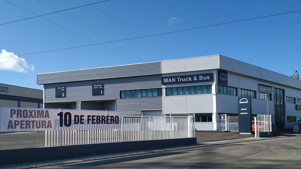 APERTURA NUEVO TALLER DE LIZAGA, S.A. EN SABIÑANIGO